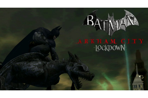 Batman Arkham City Lockdown iPhone/iPad Gameplay ...