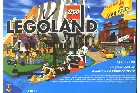 Legoland Video Game