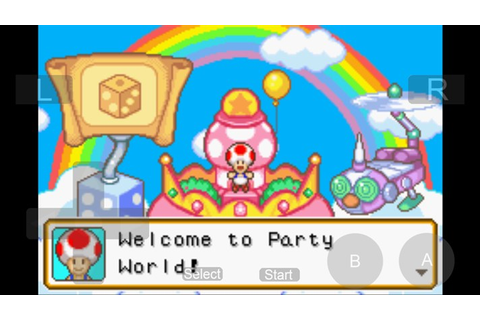 Mario Party Advance [Board game] | FREE for Windows 10 PC ...