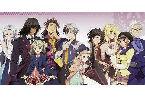 Tales of Xillia 2! Tales of Hearts R! Excitement ...