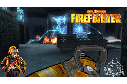 LET'S BE FIREFIGHTERS! FIRST LOOK - REAL HEROES ...