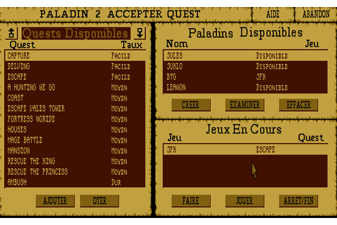 Download Omnitrend's Paladin II - My Abandonware