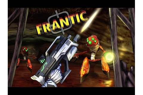 Frantic - YouTube