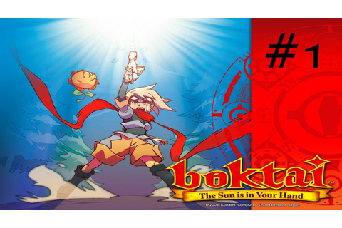 Boktai: The Sun is in Your Hand Playthrough Part 1 - YouTube