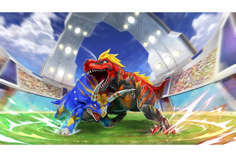 Fossil fighters | Fossil Fighters | Fossil, Dinosaur games ...