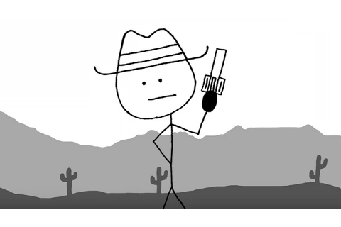 FUNNIEST GAME EVER | West of Loathing - Part 1 - YouTube
