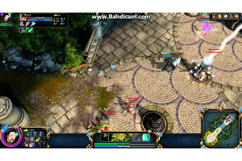Rise of Immortals Battle for Graxia Ustat Gameplay (HD ...