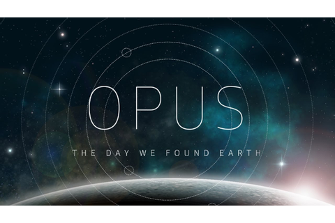 OPUS: The Day We Found Earth Finds Its Way To Switch eShop ...