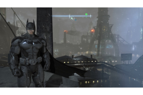 Batman Arkham Origins Gameplay ( PC ) - YouTube
