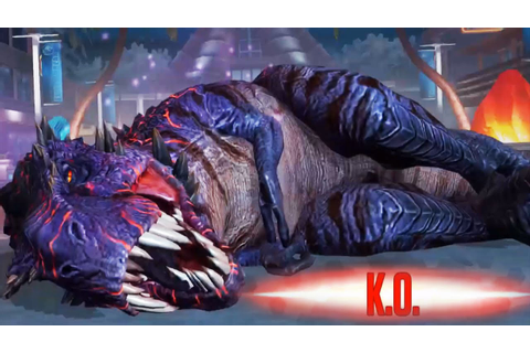 K.O WORLD BOSS T.REX OMEGA 09 New VIP Aquatic Shark ...