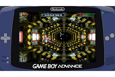Iridion 3D (Game Boy Advance - Majesco Sales - 2001) - YouTube