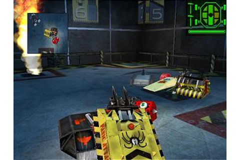Screens: Robot Wars: Extreme Destruction - PC (4 of 7)