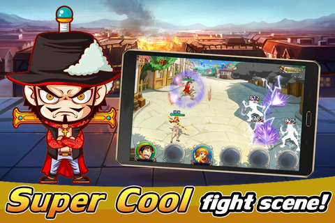 one piece King of Pirate game android 2015 - android to ...