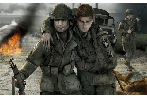 New Brothers in Arms Title Coming from Gearbox; It will be ...