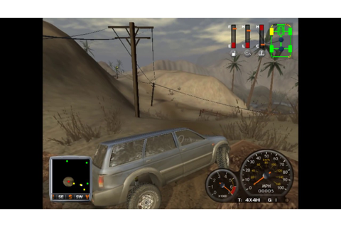 Cabela's Off Road Adventure 3 Gameplay Cora 3 4x4 Off Road ...