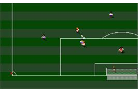 Kenny Dalglish Soccer Match - Atari ST - Games Database