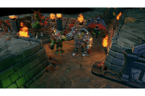 Dungeons 3 - Lord of the Kings DLC launches - Linux Game ...