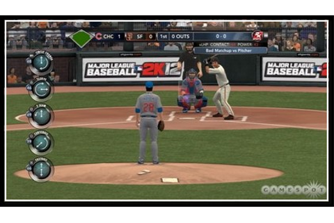 Major League Baseball 2K12 PC Download Compress Version ...