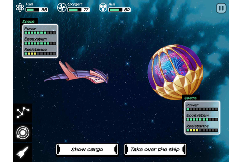 Out There review (iOS / Universal) | ArcadeLife : Life vs ...