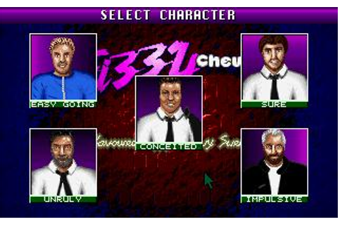 Tracksuit Manager 2 Download (1996 Sports Game)