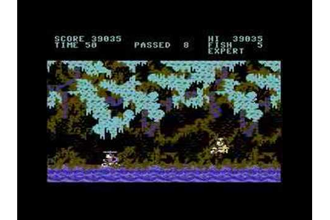 C64 Longplay - Mancopter (starts in second round) - YouTube
