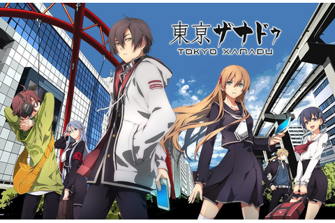 PS Vita Version of Tokyo Xanadu Translation Complete ...