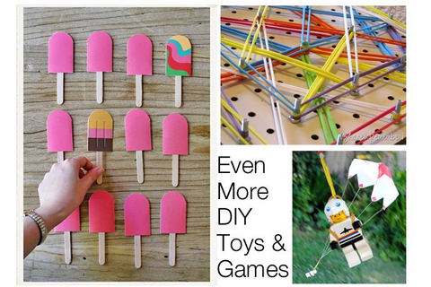 DIY games | Preschool - Ice Cream | Pinterest