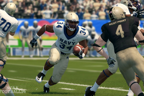 EA cancels 2014 college football game, reconsidering ...