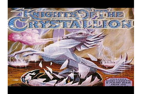 Weirdest Amiga Games - Knights of the Crystallion - YouTube