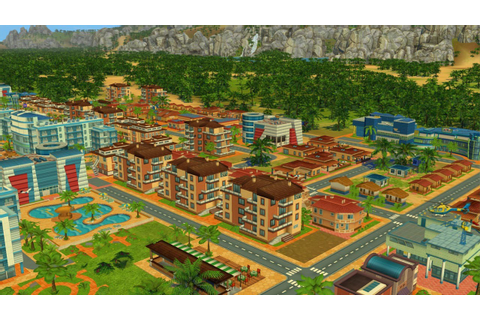 Beach Resort Simulator [Steam CD Key] for PC - Buy now