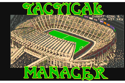 Tactical Manager Download Game | GameFabrique