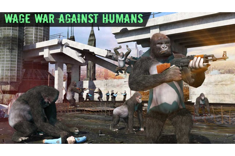 ‎Revenge of Apes 3D: Prison Escape Story on the App Store