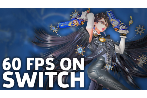 Bayonetta 2 Gameplay On Switch - YouTube