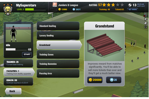 Free Soccer Game EA SPORTS FIFA Superstars Available on ...