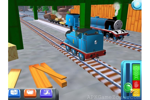 Thomas & Friends: Magic Tracks : Full Game Unlock Mod ...