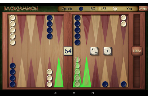 Backgammon Free - Android Apps on Google Play