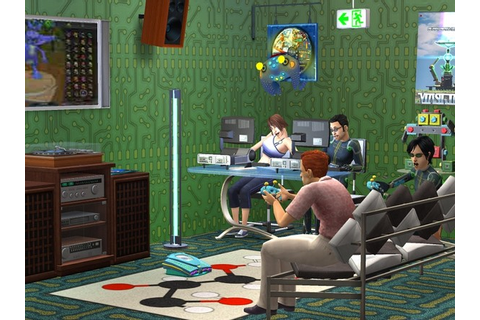 Sims 2 Quartier Libre FreeTime - photo screenshot