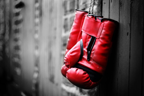 Quotes about Boxing Gloves (42 quotes)