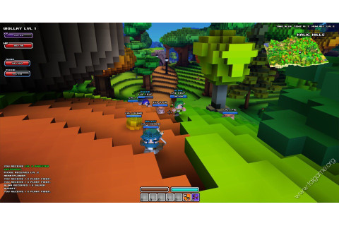Cube World - Download Free Full Games | Role-Playing games