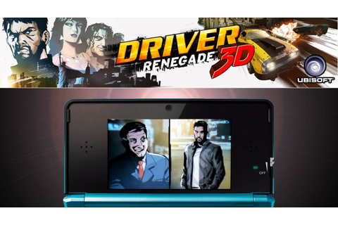 DRIVER: Renegade 3D - First 30 Minutes gameplay - YouTube