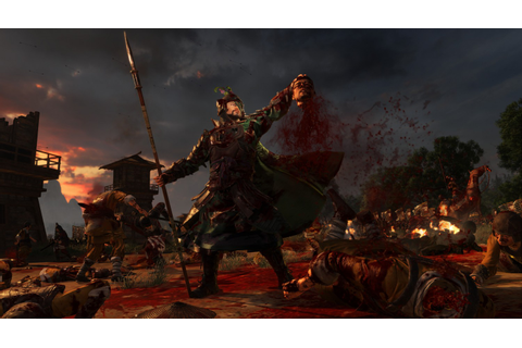 Total War: Three Kingdoms Adds Gore, Includes Equine ...