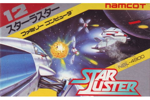 Star Luster for NES (1985) - MobyGames