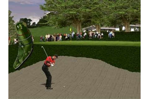 Screens: Tiger Woods PGA Tour 2000 - PC (9 of 10)