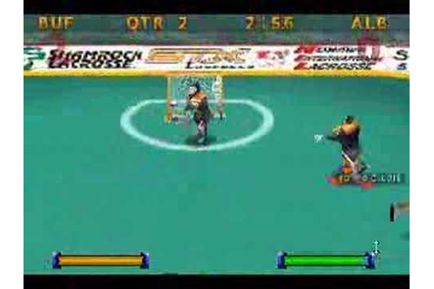 Blast Lacrosse (video game) - YouTube