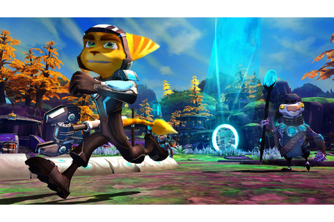 Ratchet & Clank™: A Crack In Time on PS3 | Official ...