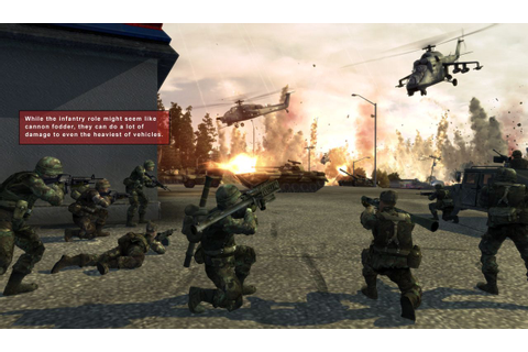 World in Conflict PC Galleries | GameWatcher