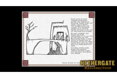 Nethergate: Resurrection and similar games - Find your ...