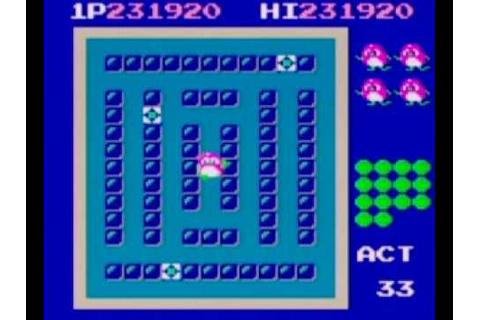 PENGO (GAME GEAR) gameplay - YouTube
