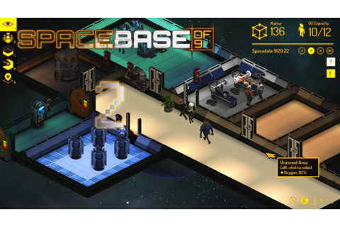 Spacebase DF-9 Episode 2 - YouTube