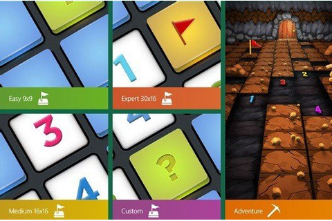 Microsoft Minesweeper App Gets Updated for Windows 8.1, 10